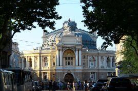 Odessa opera