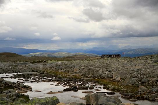 Den Norske Turistsforenings hytte