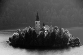 Church of assumption Bled