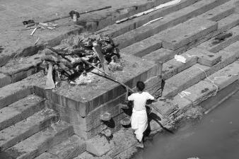 Cremation, Kathmandu