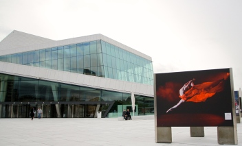 National Opera house, Oslo