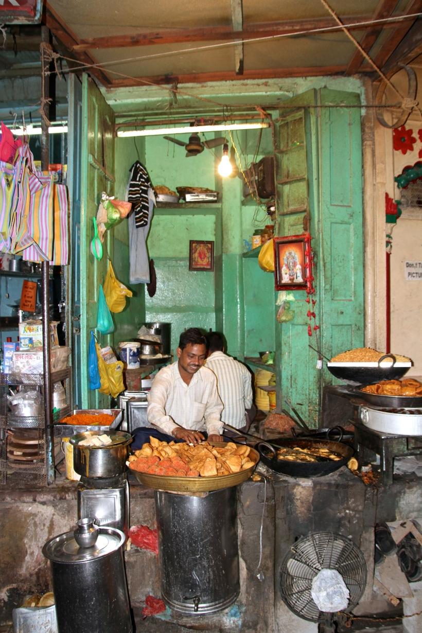Food court, Varanasi