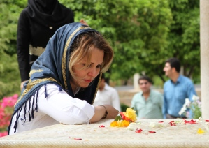 Mourning Hafez