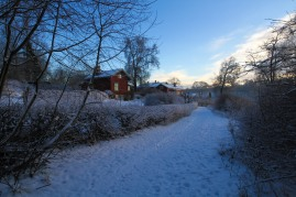 In Norway the silents of Christmas and the days btw christmas and new years evening may be experienced as a dream