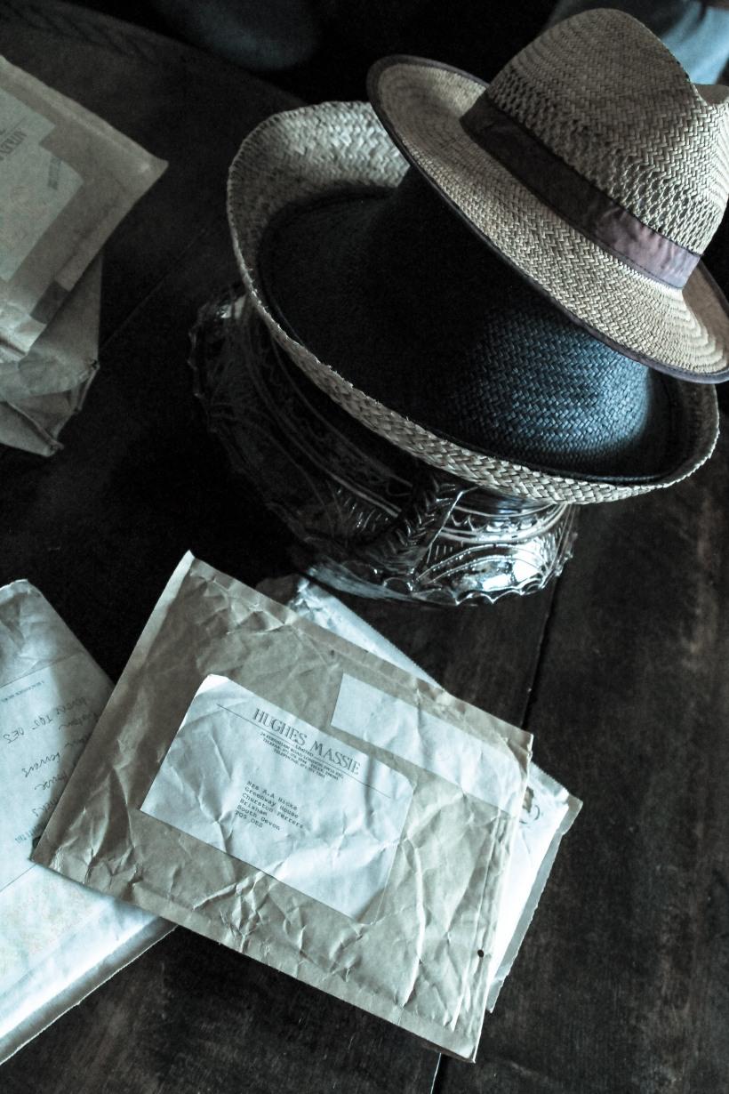 Agatha Christie's mail